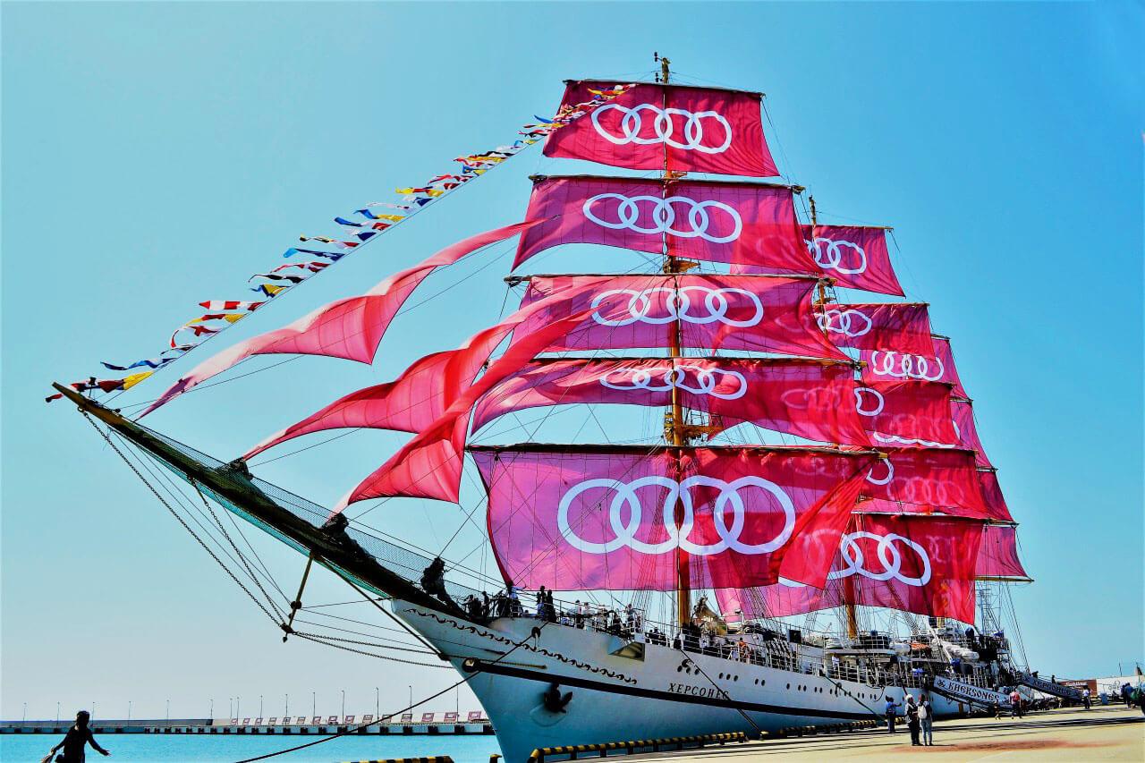 Морской фестиваль в Сочи 2019