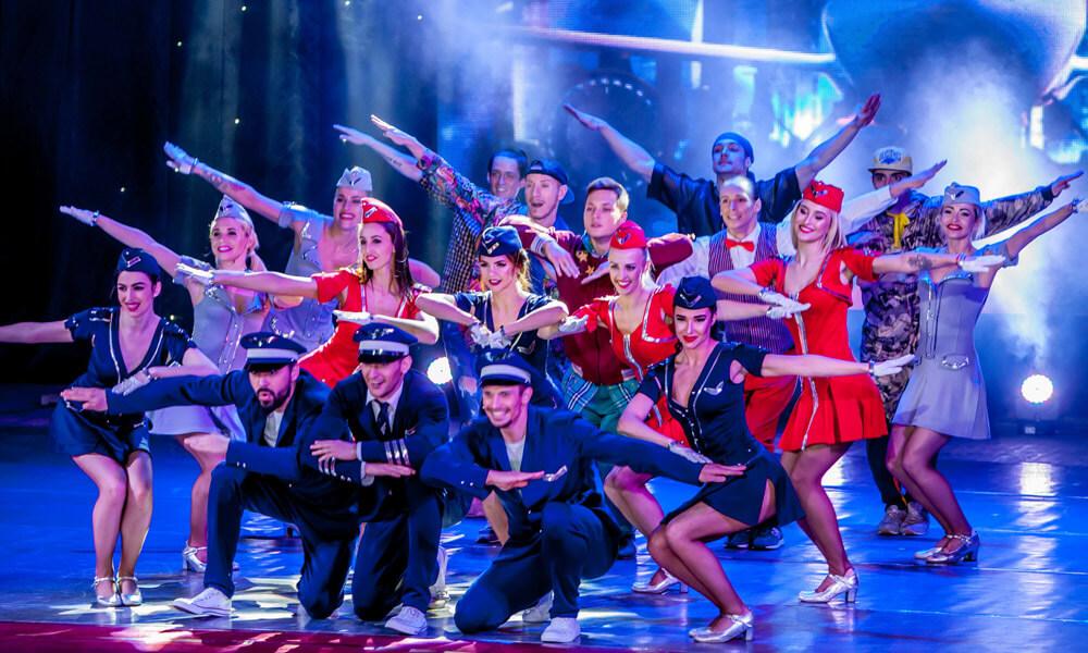 Шоу - балет Тодес в Сочи 2019