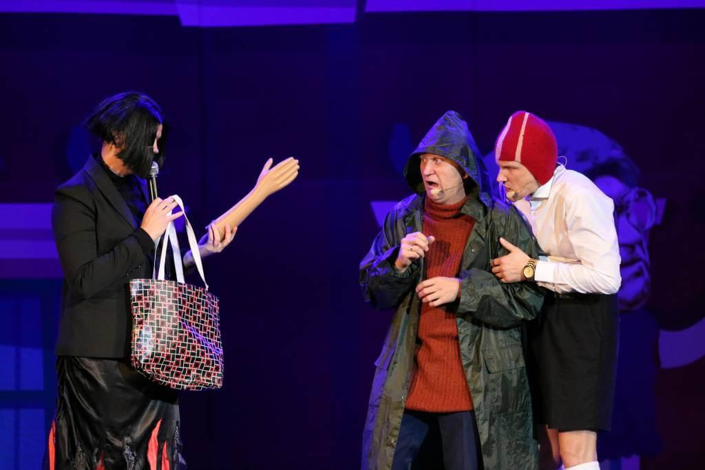 Шоу Ваши пельмени в Сочи 2019
